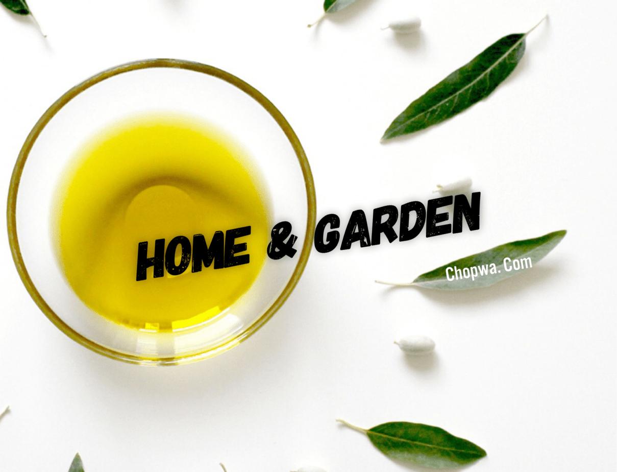 Chopwa - Home and garden