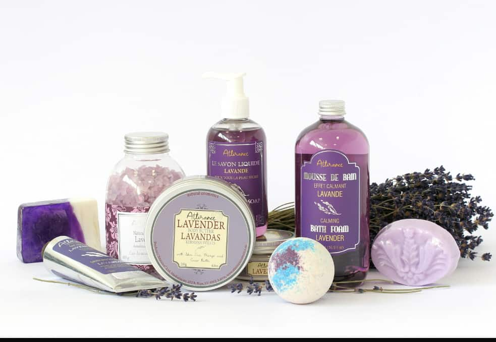Daily Lavender Oil Solutions