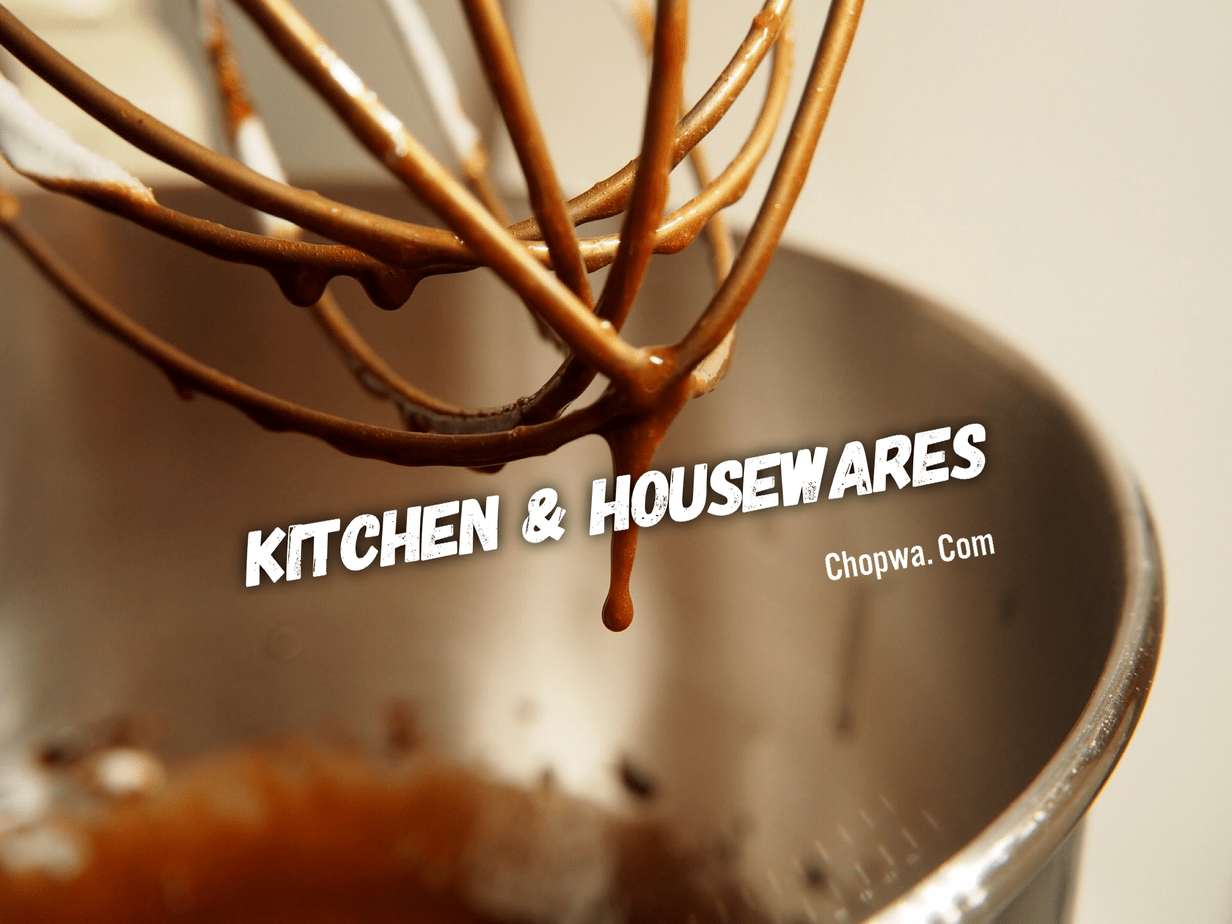 Kitchen and housewares