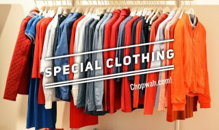 Chopwa - Special clothing