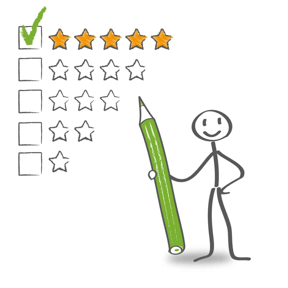 About writing reviews